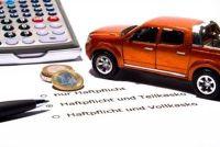 Houd de verzekering recht - schilderen schade aan de auto