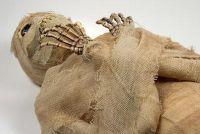 Sleutelen een mummie kostuum - hoe het werkt