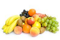 Ingrediënten van fruit - Informatieve
