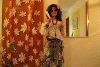 Maak kostuum zelf - Panel als een hippie