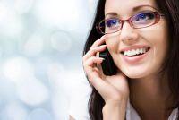 Aanwijzingen voor vriendelijke interactie op de telefoon