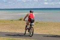 Wijzig banden tijdens fiets en pas circuit - hoe het werkt