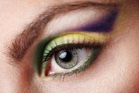 Groen-bruine ogen - make-up tips voor een feestelijke make-up