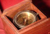 Antiek kompas en Co - zo beheert de steampunk okras
