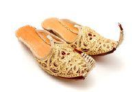 Arabische schoenen - zodat u passende kleding te