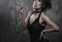 Bella als een vampier - dus slagen Costume