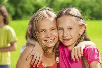 Vrienden in de kleuterschool - zodat uw kind op te bouwen sociale contacten