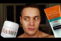 Peeling voor mannen - zodat je een man een heldere huid