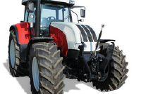 Kleurplaten van Tractoren - Informatieve