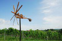 Windturbines - de DIY slagen zo