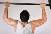 Deur met pull-up bar - zodat u uw training sessies zullen compleet met de sportartikelen