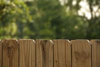 Voor de tuin blinds gebouwd van hout zelf - hoe het werkt