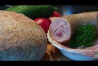 Brood dooi in de oven - dus het smaakt naar vers gebakken