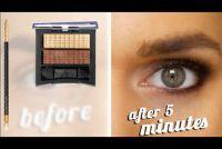 Eye Make-up voor bruine ogen - zodat je make-up van het juiste type