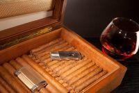 Stel Humidor goed - zo vers blijven sigaren