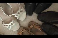 Welke schoenen naar een paarse jurk?  - Om stijlvol te combineren