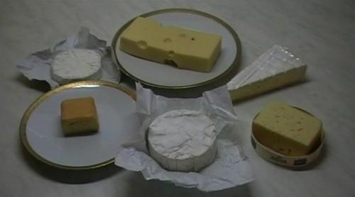 Kaas maken platters zelf - dus slaagt's