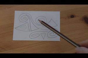Tattoo in Maori stijl - Ideeën voor een fancy tattoo
