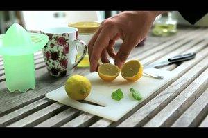 Maak hot limonade zelf - hoe het werkt