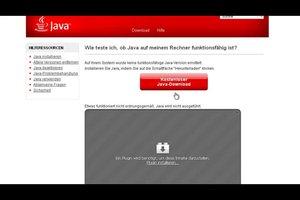 Voor Java naar een browser-test uit te voeren - hoe het werkt