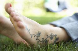 Tattoo voet - Tips