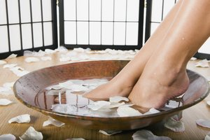Pedicure gemakkelijk gemaakt - voetverzorging om je eigen te maken