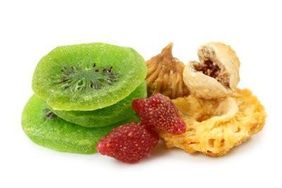 Het maken van gedroogde vruchten zelf - hoe het werkt