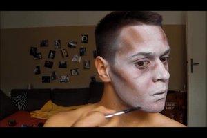 Maak zombie kostuums zelf - dus slaagt's