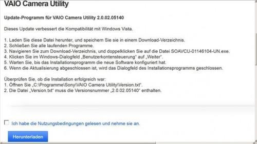 Installeer Driver Motion-Eye voor Windows 7 - hoe het werkt