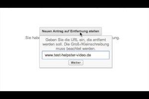 Google: om data te verwijderen - hoe het werkt