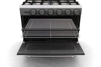 Reinig ovenrek - met deze huismiddeltjes slaagt