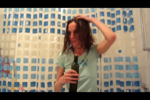Handhaaf droge hoofdhuid met olijfolie - hoe het werkt