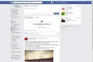 Verbergen op Facebook relatie status - hoe het werkt