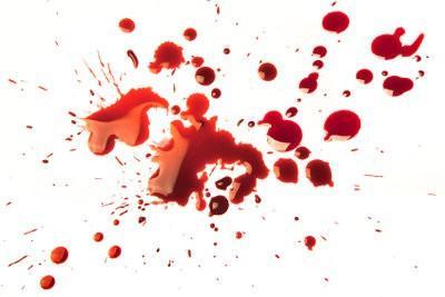 Verwijder bloed uit kleding - hoe het werkt