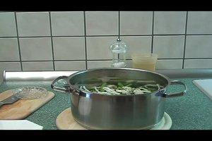 Beans zure insert - een heerlijk recept