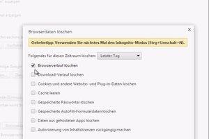 Hoe kan ik bezochte websites verwijderen?  - Hier is Google Chrome