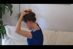 Haarspeldjes voor kapsels - dus het zal werken