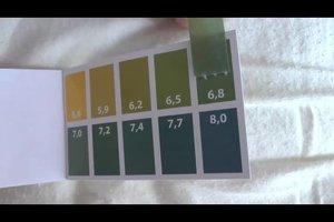 PH meting - dus test je leidingwater