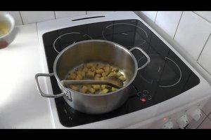 Gekookte boerenkool vegetarisch - dus je kookt de vegetariër