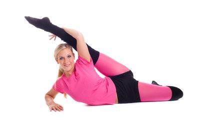 Toning de dijen - dus ga je met yoga-oefeningen