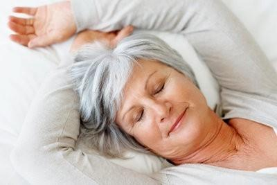 Slaap problemen tijdens de menopauze - dat helpt