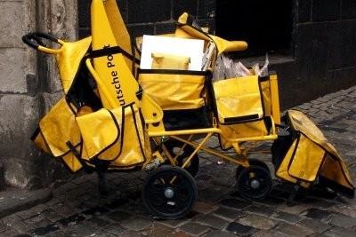 Transportschade met DHL - je moet doen