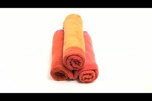 Vouw handdoek - dus doe het professioneel