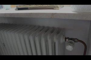 Maak de berekening van de radiator grootte zelf - dus het zal werken