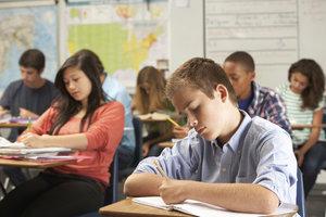 Het verschil tussen Werkrealschule en junior high school