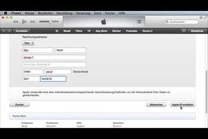 Het opzetten van Apple ID zonder bankgegevens - dus slaagt's