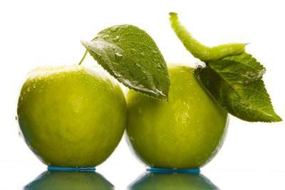 Ongefilterd appelsap - net hem haar eigen te maken