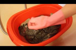 Verwijder schimmel geur uit kleding - hoe het werkt