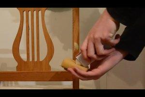 Verwijder schimmel uit hout - hoe het werkt