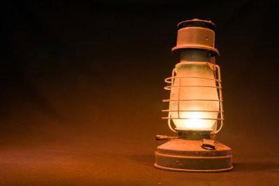 Gebruik lampolie goed - dat moeten er rekening mee de